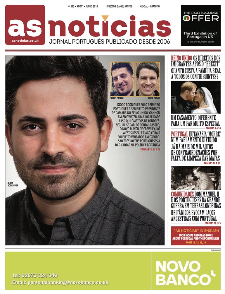 Edição 193 do jornal AS NOTÍCIAS