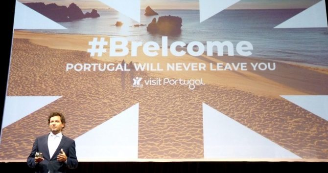 """""""#Brelcome"""" é a nova campanha de Portugal no Reino Unido"""
