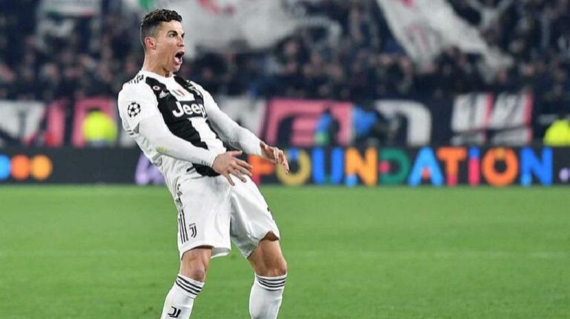 Allegri não acredita em sanção a Ronaldo por gesto contra Atlético de Madrid