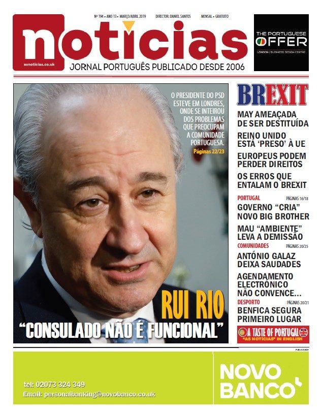 Edição 194 do jornal AS NOTÍCIAS