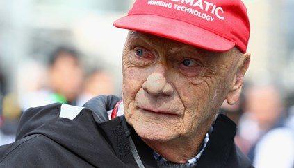 Morreu o antigo piloto Niki Lauda, lenda da Fórmula 1