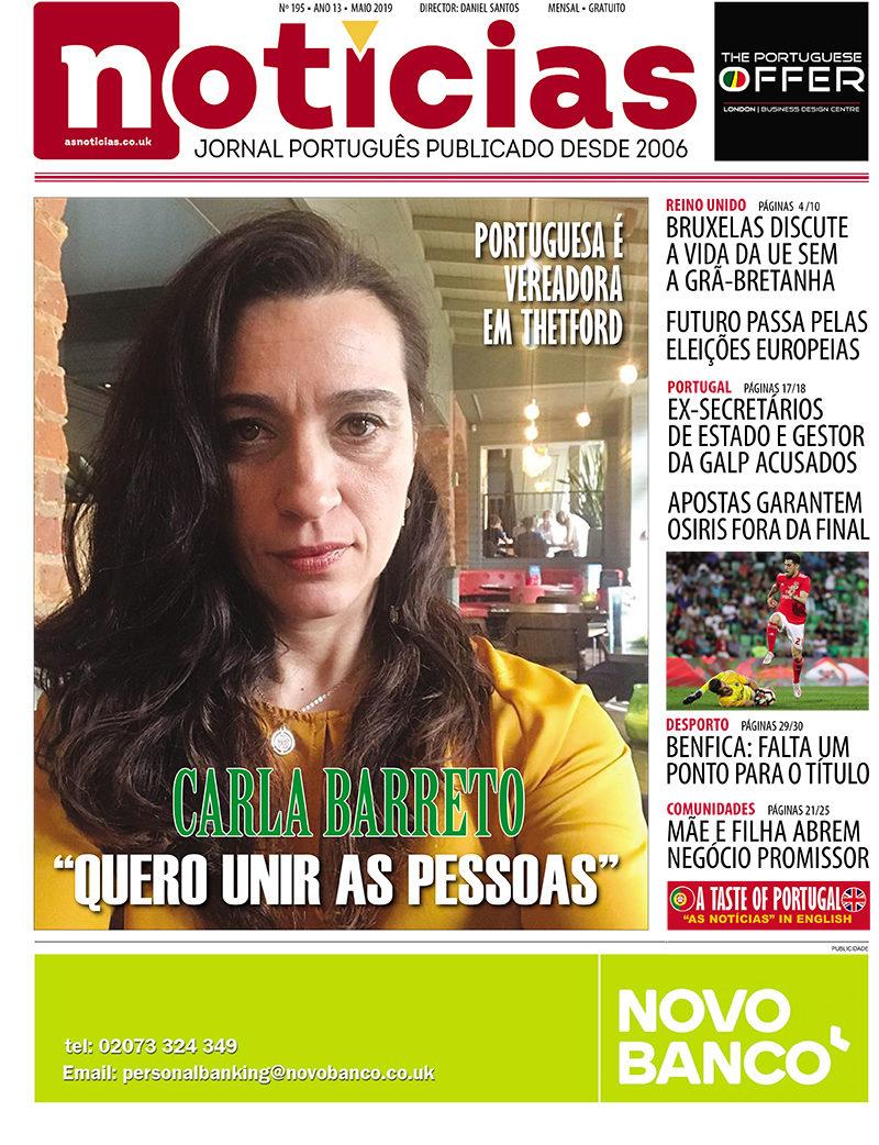 Edição 195 do jornal AS NOTÍCIAS