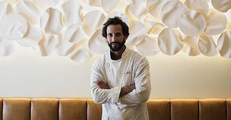 """""""Chef"""" português José Avillez recebe """"Grand Prix de l'Art de la Cuisine"""