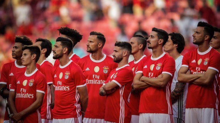 FUTEBOL:'Champions' 2019/20 já rendeu quase43 milhões ao Benfica