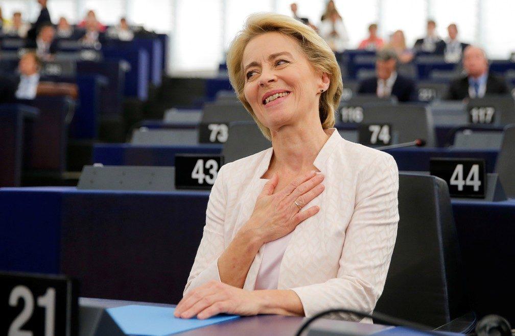 UNIÃO EUROPEIA: Comissão Europeia conduzida por uma mulher
