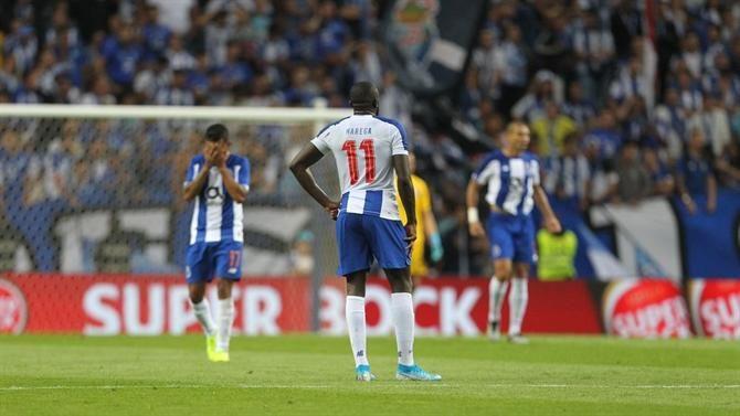 Liga dos Campeões: Eliminação do FCP empurra Benfica para o Pote 2