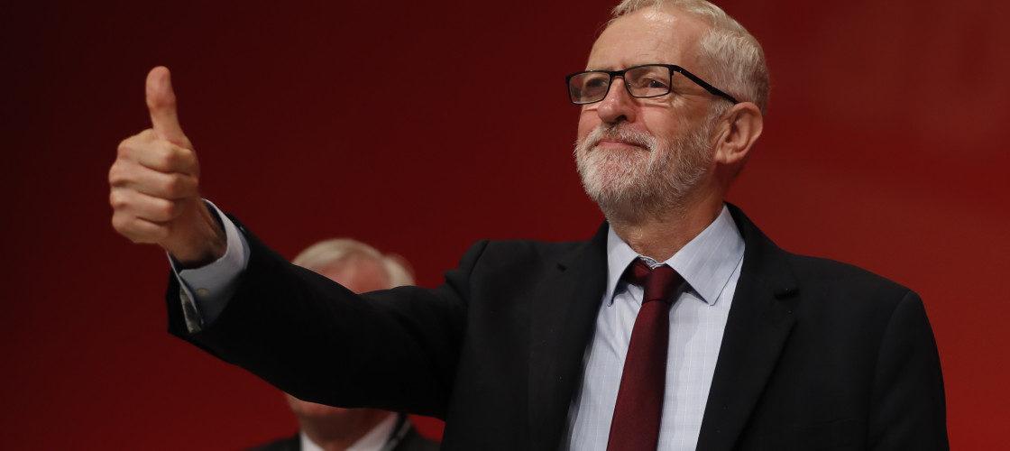 Jeremy Corbyn e o caminho em direção a Downing Street