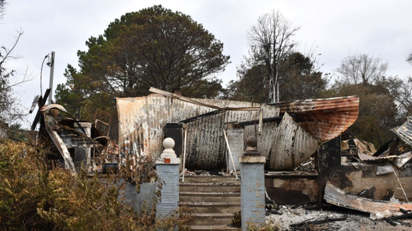 Australiano que perdeu casa nos fogos ganha um milhão de dólares na lotaria