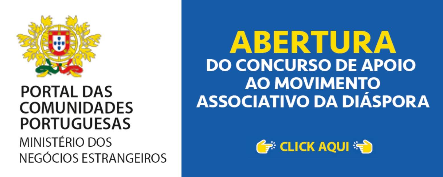 Abertura do concurso de apoio ao movimento associativo da Diáspora