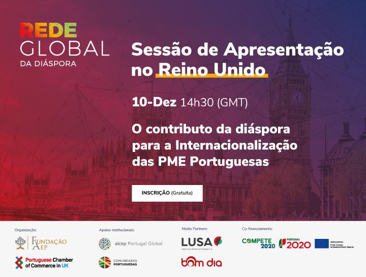 Faça parte da maior rede colaborativa da diáspora portuguesa