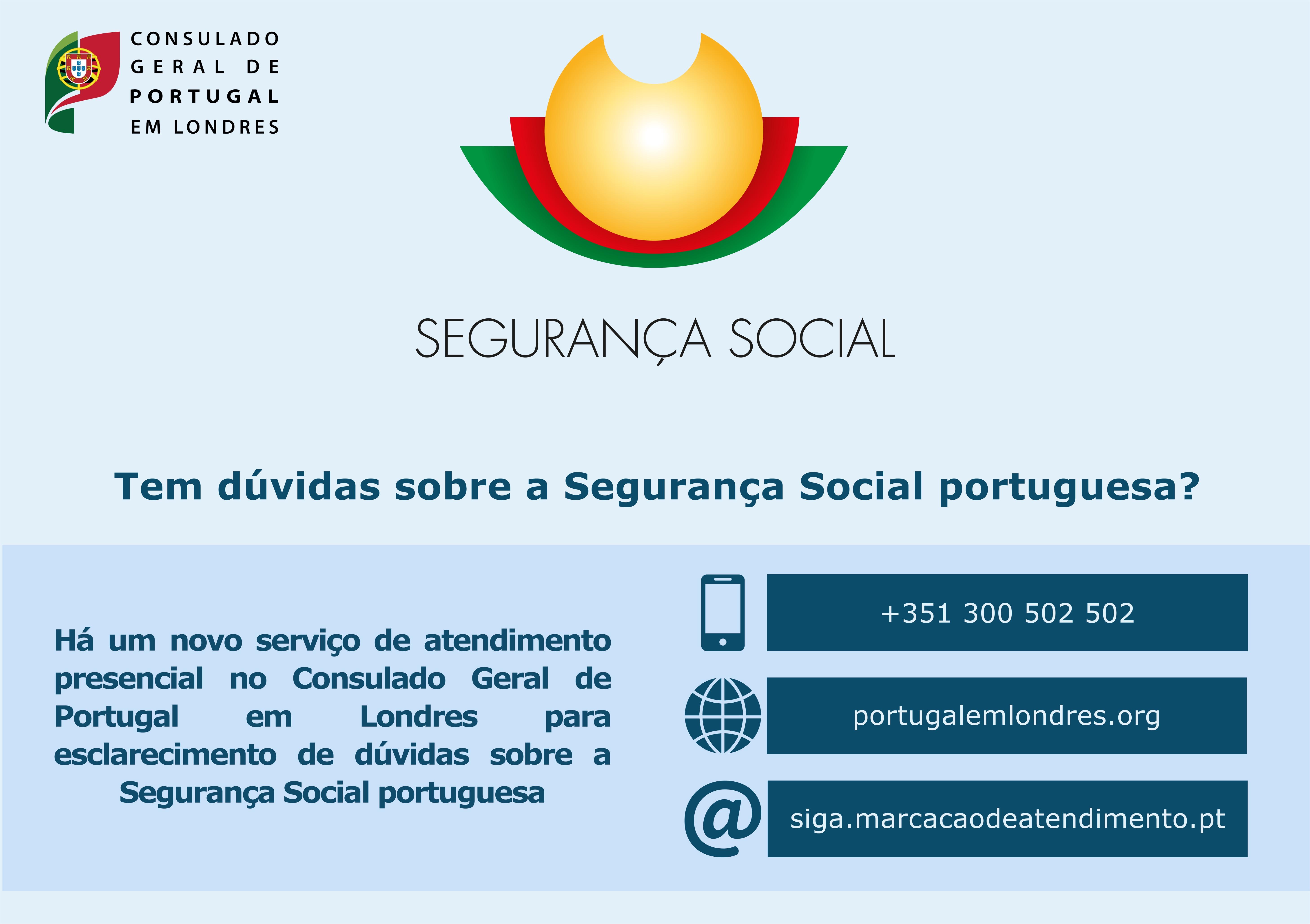 Tem dúvidas sobre a Segurança Social Portuguesa