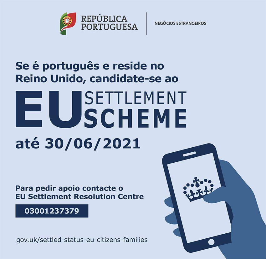Brexit: JÁ ESTÃO REGISTADOS 296.850 PORTUGUESES NO ESTATUTO DE RESIDÊNCIA ATÉ AO FINAL DE SETEMBRO