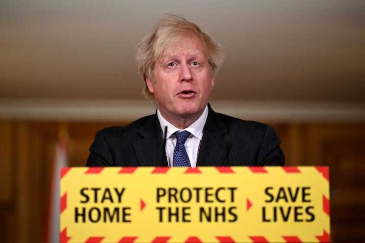 Covid-19: Variante inglesa é mais mortífera além de mais contagiosa – PM britânico